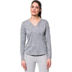 """Koszulka """"Millicent"""" w kolorze szarym. Szare bluzki damskie Venice Beach, s, z materiału, z długim rękawem. W wyprzedaży za 78,95 zł."""