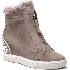 Sneakersy damskie: Sneakersy DKNY - Connie K3839732  Taupe