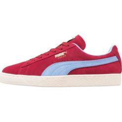 Puma SUEDE CLASSIC+ 90 Tenisówki i Trampki rio red/little boy blue/white/team gold. Czarne tenisówki damskie marki Puma. W wyprzedaży za 341,10 zł.