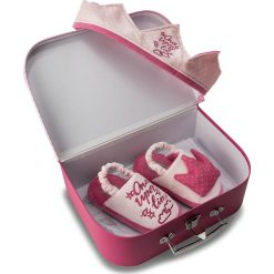 Kapcie GIOSEPPO - 40773 Pink. Czerwone kapcie dziewczęce Gioseppo, z gumy. W wyprzedaży za 129,00 zł.