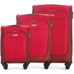 Walizki: 56-3S-48S-30 Zestaw walizek