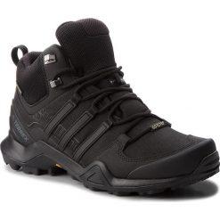 Buty adidas - Terrex Swift R2 Mid Gtx GORE-TEX CM7500 Cblack/Cblack/Cblack. Czarne buty trekkingowe męskie Adidas, z gore-texu, za kostkę, na sznurówki, outdoorowe, adidas terrex, gore-tex. W wyprzedaży za 509,00 zł.