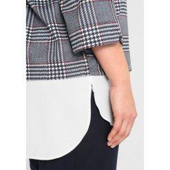 Bluzki asymetryczne: Dorothy Perkins Curve Bluzka z długim rękawem grey