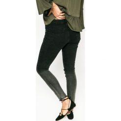 Medicine - Jeansy Grey Earth. Szare jeansy damskie rurki MEDICINE. W wyprzedaży za 59,90 zł.