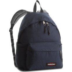 Plecak EASTPAK - Padded Pak'r EK620 Cloud Navy 228. Niebieskie plecaki męskie Eastpak, z materiału, sportowe. W wyprzedaży za 169,00 zł.