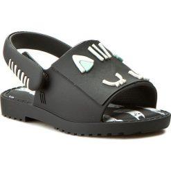 Sandały dziewczęce: Sandały MELISSA – Mini Melissa Mia+Fabula Bb M 32203 Black 01003