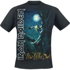 Iron Maiden Fear Of The Dark T-Shirt czarny. Czarne t-shirty męskie z nadrukiem marki Caliban, s. Za 74,90 zł.