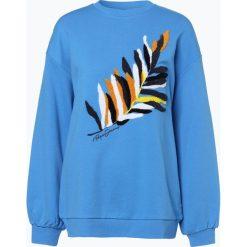 Bluzy damskie: Pepe Jeans - Damska bluza nierozpinana – Lara, niebieski