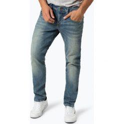 Scotch & Soda - Jeansy męskie – Ralston, niebieski. Niebieskie jeansy męskie marki OLYMP SIGNATURE, m, paisley. Za 549,95 zł.