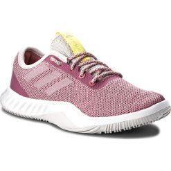 Buty adidas - CrazyTrain Lt W DA8953 Tramar/Greone/Shoyel. Czarne buty do fitnessu damskie marki Adidas, z kauczuku. W wyprzedaży za 229,00 zł.