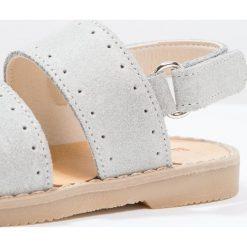 Babywalker Sandały gris. Szare sandały męskie skórzane marki Babywalker, klasyczne. W wyprzedaży za 209,30 zł.