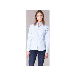 Koszule BOTD  FERNANDALA. Niebieskie koszule nocne i halki BOTD, l. Za 129,00 zł.