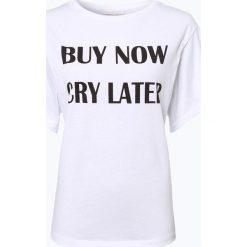 T-shirty damskie: (THE MERCER) N.Y. – T-shirt damski, czarny
