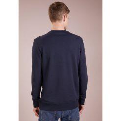 J.LINDEBERG THROW RING LOOP  Bluza navy. Niebieskie bluzy męskie J.LINDEBERG, m, z bawełny. Za 459,00 zł.