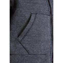 Absorba CARDIGAN PIED DANS LEAU BABY Kardigan marine. Niebieskie swetry chłopięce Absorba, z bawełny. Za 169,00 zł.