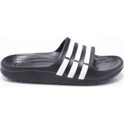 Adidas Performance - Klapki dziecięce. Szare klapki chłopięce marki adidas Performance, z materiału. W wyprzedaży za 59,90 zł.