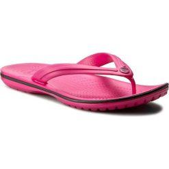 Chodaki damskie: Japonki CROCS - Crocband Flip 11033 Candy/Pink