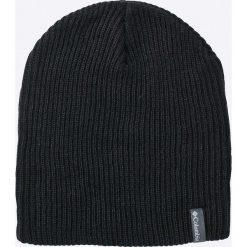 Columbia - Czapka. Czarne czapki zimowe męskie Columbia, na zimę, z dzianiny. Za 89,90 zł.