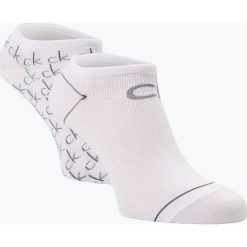 Calvin Klein - Damskie skarpety do obuwia sportowego pakowane po 2 szt., czarny. Czarne skarpetki damskie Calvin Klein. Za 54,95 zł.