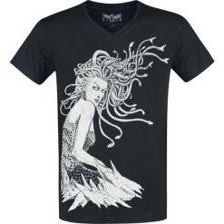 Black Premium by EMP Heavy Soul T-Shirt czarny. Czarne t-shirty męskie z nadrukiem marki Black Premium by EMP. Za 79,90 zł.