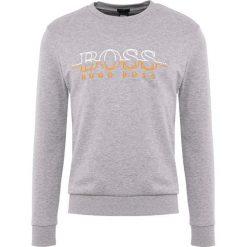 BOSS ATHLEISURE SALBO Bluza light/pastel grey. Niebieskie bluzy męskie marki BOSS Athleisure, m. Za 629,00 zł.
