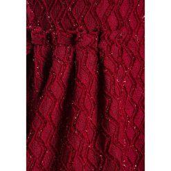 Sukienki dziewczęce z falbanami: OVS DRESS Sukienka koktajlowa cabernet