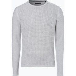 Swetry klasyczne męskie: Marc O'Polo – Sweter męski, szary