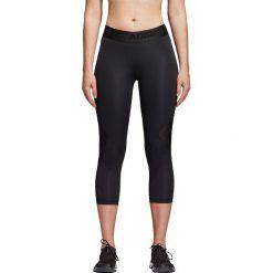 Legginsy sportowe damskie: legginsy sportowe damskie 3/4 ADIDAS ALPHASKIN SPORT TIGHT / CF6556 – 3/4 ADIDAS ALPHASKIN