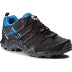 Buty adidas - Terrex Swift R2 AC7980 Cblack/Cblack/Brblue. Czarne buty trekkingowe męskie Adidas, z materiału, outdoorowe, adidas terrex. W wyprzedaży za 369,00 zł.