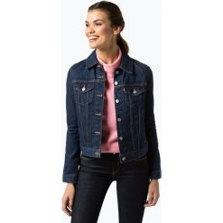 Levi's - Damska kurtka jeansowa, niebieski. Niebieskie kurtki damskie jeansowe marki Levi's®, l. Za 439,95 zł.