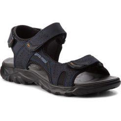 Sandały GINO ROSSI - Cree MN2663-TWO-BN00-5700-T 59. Niebieskie sandały męskie skórzane Gino Rossi. W wyprzedaży za 149,00 zł.