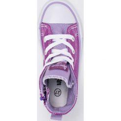 American Club - Trampki dziecięce. Szare buty sportowe dziewczęce American CLUB, z materiału. W wyprzedaży za 34,90 zł.