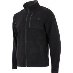 Bluzy męskie: MĘSKA BLUZA 4F CZARNA H4Z17 PLM001 60