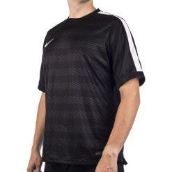 Nike Koszulka Squad PM czarna r. M (619203010). Czarne t-shirty męskie Nike, m. Za 109,88 zł.