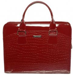 Grosso Bag Torebka Damska Czerwony. Czerwone torebki klasyczne damskie Grosso Bag, ze skóry. Za 195,00 zł.