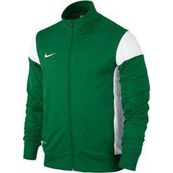 Bluzy męskie: Nike Bluza męska Academy 14 Sideline Knit zielono-biała r. S (588470 302)