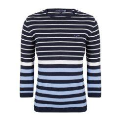 Giorgio Di Mare Sweter Damski L Ciemnoniebieski. Czarne swetry klasyczne damskie marki Giorgio di Mare, l. W wyprzedaży za 159,00 zł.