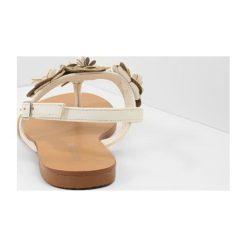 Chodaki damskie: Head over Heels by Dune LIZZA Japonki white