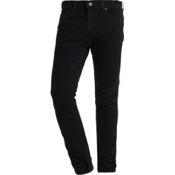 Hollister Co. SUPER Jeansy Slim Fit black. Czarne jeansy męskie Hollister Co. Za 249,00 zł.