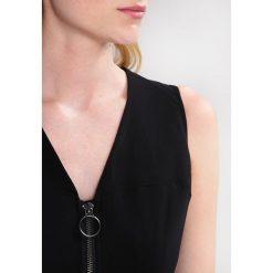 Sukienki hiszpanki: Sisley Sukienka etui black