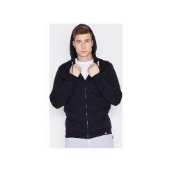 Bluza V003 Czarny. Szare bluzy męskie marki Button. Za 149,00 zł.