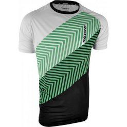 Koszulki do fitnessu męskie: Silvini Koszulka Rowerowa Seveso mt610 Black-Forest Xl