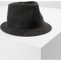 Kapelusze męskie: Levi's® HERRINGBONE TRILBY BLACK OUTSIDE BAND Kapelusz dark grey