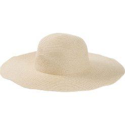 Kapelusz słomkowy bonprix naturalny. Żółte kapelusze damskie bonprix. Za 54,99 zł.