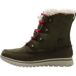 Buty zimowe damskie: Sorel COZY JOAN Śniegowce nori