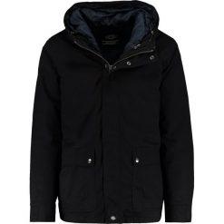 Dickies AVONDALE  Kurtka zimowa black. Szare kurtki męskie zimowe marki Dickies, z bawełny. W wyprzedaży za 439,45 zł.
