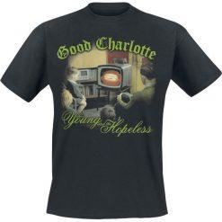 T-shirty męskie: Good Charlotte Young and Hopeless T-Shirt czarny
