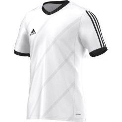 Adidas Koszulka piłkarska męska Tabela 14 biało-czarna r. XL (F50271). Białe koszulki do piłki nożnej męskie marki Adidas, m. Za 57,19 zł.