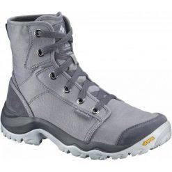 Columbia Buty Trekkingowe Męskie Camden Chukka, Titanium Mhw Grey 43. Szare buty trekkingowe męskie marki Columbia, z dzianiny. W wyprzedaży za 439,00 zł.