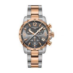 PROMOCJA ZEGAREK CERTINA DS Podium Chrono Precidrive C034.417.22.08. Szare zegarki męskie CERTINA, ze stali. W wyprzedaży za 2015,20 zł.